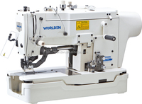 WD-781D Direct Drive High Speed straight button holing sewing machine