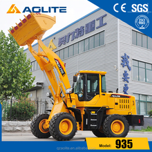 935 front end loader, hydraulic pilot2 ton wheel loader price list