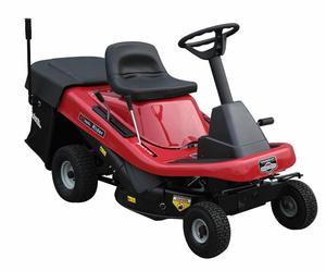 Newest Garden machine CJ30GZZRB125 Lawn mower Tractor of 30Inch Ride On Lawn Mower In Hydraumatic Way With BS12.5 HP 344CCengine