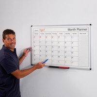 calendar planner bulletin board magnetic planner boards