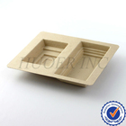 Wet Press Bamboo Fiber Tray