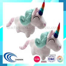 OEM factory popular unicorn monster plush stuffed toy