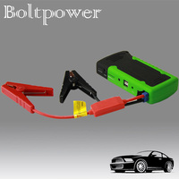 New Products 2015 600 Peak Amps 13800mah Multi-function Car Jump Starter Portable Car Emergency Tool Kit with Safety Hammer