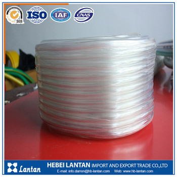 Regular specification high quality non toxic pvc transparent hose