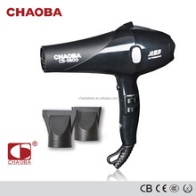 The Best Chaoba Professional Household Hair Dryer Blower / Travel Hair Dryer