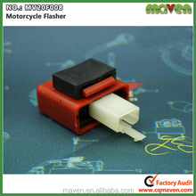 Bajaj 12V Electronic Flasher Relay Bajaj Ct100 Motorcycle Parts MV20F008
