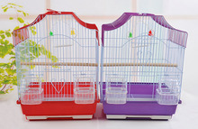 New arrival portable metal wire fancy bird cages