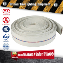 2 inch flexible high pressure durable line PVC Used Fire Resistant Hose