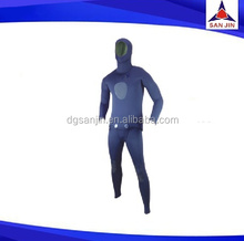 fashion design Full rubber diving suit For men