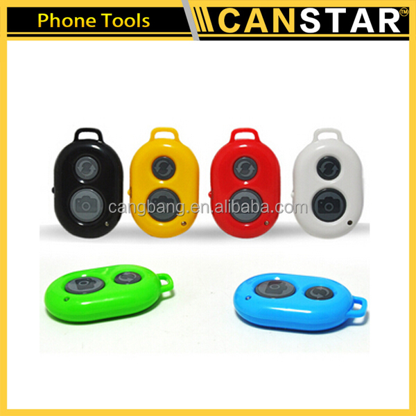 Bluetooth Rotary Extendable Handheld Camera Mobile Wireless Remote Control