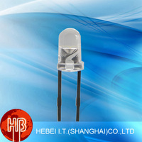 Led 3mm Coloured Red/green/yellow 3mm Led
