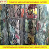 transparent packaging best selling used clothing importers Guangzhou summer wear used clothes foreign traders