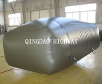 Custom plastic flexible pvc water tank for water treatment