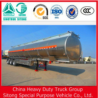 Quality 3 Axles Oil Transport Tankers