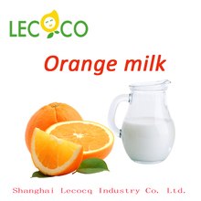 New product promotion orange Milk Flavored Drink Stabilizer