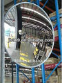 Industrial security safety mirror