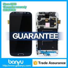 Touch screen digitizer assembly for samsung galaxy s4 i9500 gt 9500 lcd