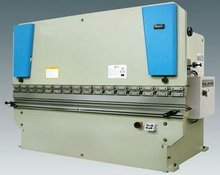 Hydraulic press brake WC67Y-300/6000 with 3000 Pressure and 6000mm length of table