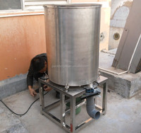 1T/H vegetable/fruit/food waste disposer machine