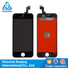 Wholesale Alibaba Mobile Phone Touch Screen digitizer with Display replacement LCD for iPhone 5s