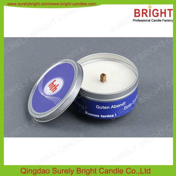 professional candle suppliers produce citronella woodwick candles