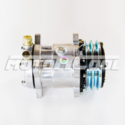 Motorcool 24V Auto AC Compressor 5H14 For Truck 5H11 Compressor Air Conditioning Compressor