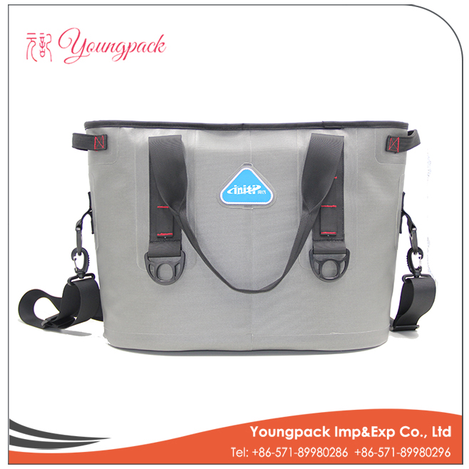 New Products Outside Hopper Insulated Thermal Bottle Cooler Bag