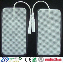 100*50mm non-woven electrode pads /tens units with ISO13485 FDA