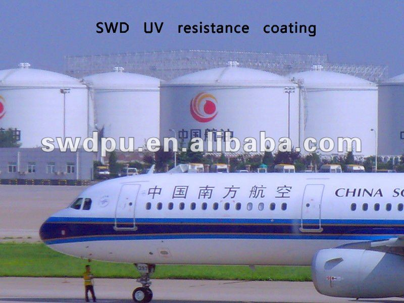 SWD UV resistance polyurea coatings