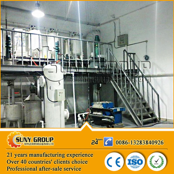 Waste ternary catalysts recycling machine
