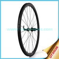 OEM !!! 2015 YISHUNBIKE Hot sale 350Hub 26mm Wide U Shape Carbon Bicycle Wheel 700c Road Bike 33mm Clincher Wheels 350S-330C