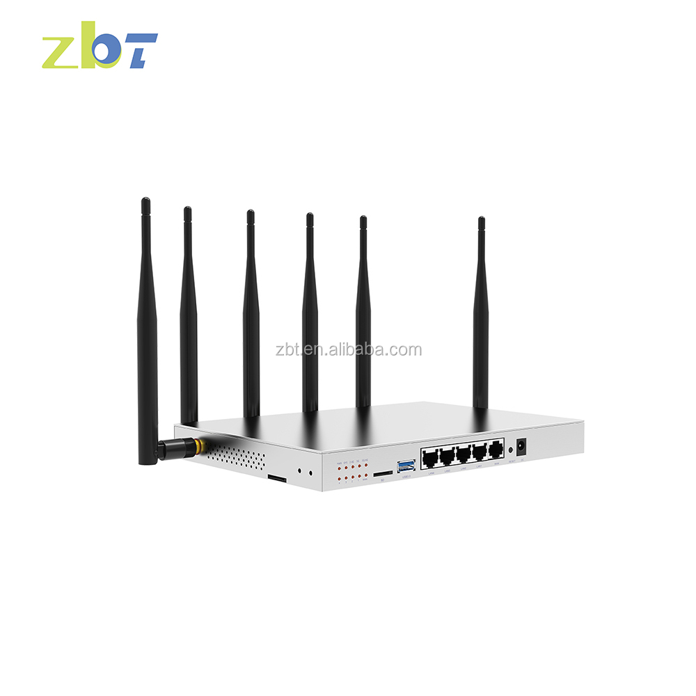 WHOLESALE 1000m ethernet lan ports 512MB 5ghz <strong>brand</strong> new 4g wireless router