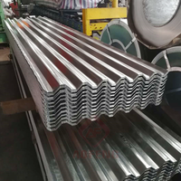 Corrugated sheet Zinc Factory direct sales