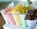 RainBoW PacK or Customers Colors of Choice, polka dot pattern --nut,baking,candy cups--parties--weddings--fruit--cupcakes