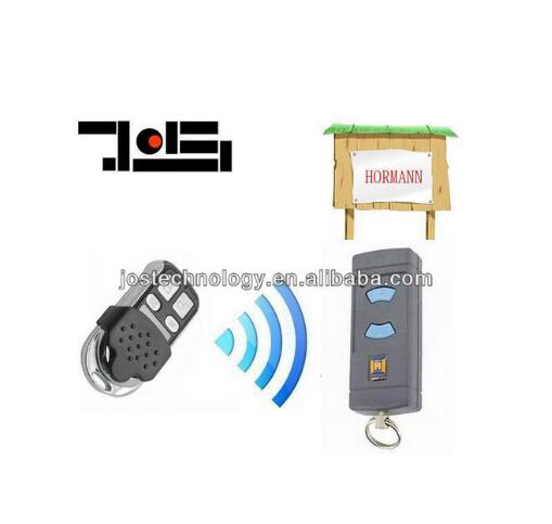 Universal keyless entry remote transmitter, universal remote key fob for Hormann HSM 2
