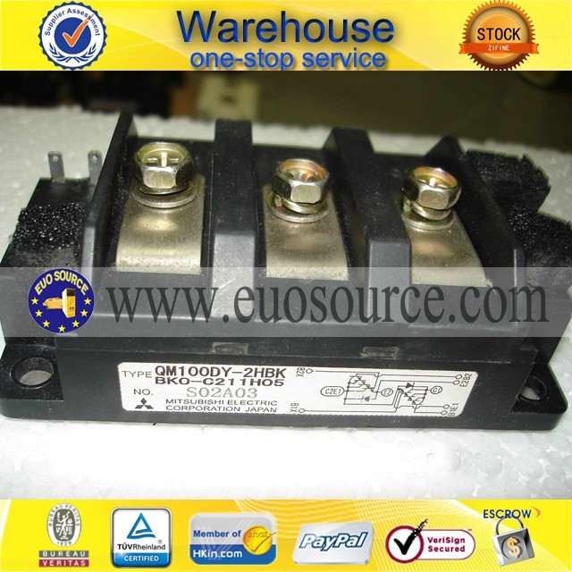Power Transistor QM100DY-2HBK
