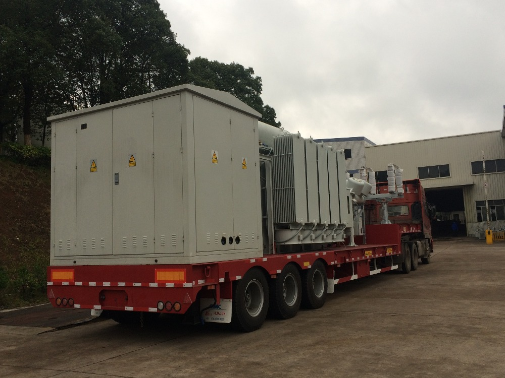 SZ11 110KV Electrical Power Transformers for substation