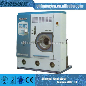 High quality steam dry cleaning machine perc dry cleaning equipment