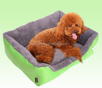 big luxury warm soft pet dog bed large