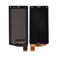 Hot Selling LCD Display Screen Replacement for Sony Xperia Z3 Compact LCD Touch Screen