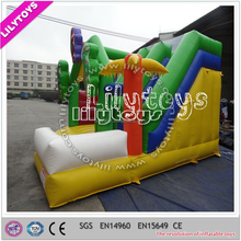 lilytoys inflatable bouncer castle / thomas the train inflatable bounce house / jumping castle for sale