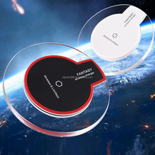2016 Coming Crystal Fantasy Wireless Charger Pad Universal Qi wireless Magnetic Induction Charger