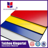 Alucoworld hot sale color place paint color chart outdoor sign acp board material aluminum panel