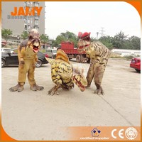 High Quality Adult Dinosaur Costumes for Show