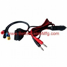 OBDII Female to Cigar Lighter KTS Cable
