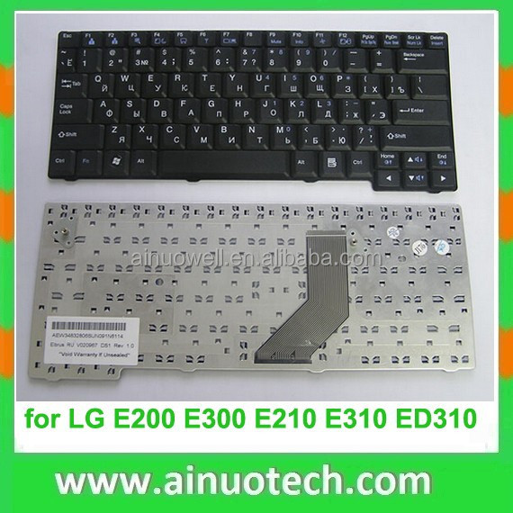 Genuine Laptop Keybaord for Toshiba Satellite Pro C650 C660 C660D C665 Laptop keyboard UK IT SP US AR JP KR RU version
