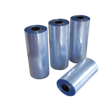 Food grade plastic film roll, PVC heat shrink sleeve film, custom printed PVC shrink sleeve label in roll