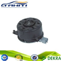 High performance Auto radiator cooling fan motor For TOYOTA YARIS OEM 16363-OT040