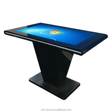 Interactive / smart bar tea cafe table furniture with touch screen