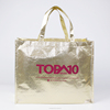 Wholesale Bulk Reusable Metallic Non Woven Shopping Bags
